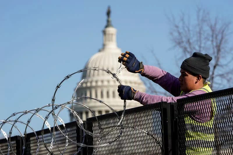 Metade dos republicanos acredita em relatos falsos sobre ataque ao Capitólio, diz Reuters/Ipsos