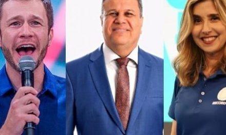 SBT e Record vão brigar pela audiência com futebol contra Paredão do BBB21