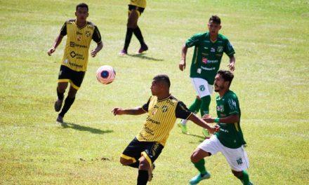 Em manhã de muitos gols, Tapajós e Castanhal empatam em 2 a 2 no Mamazão