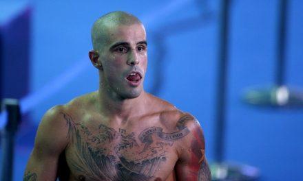 Fratus é liberado de seletiva olímpica de natação devido à pandemia