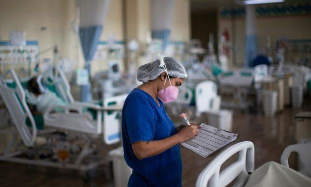 Pará registra 10.880 mortes e 428.880 casos de Covid-19
