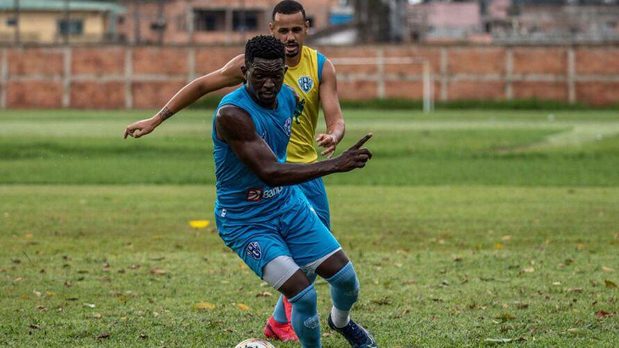 Paysandu segue em busca por um lateral-direito para o elenco da temporada