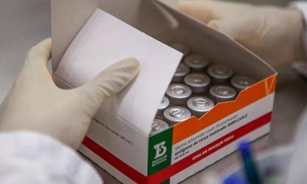 Butantan entrega mais 1 milhão de doses da CoronaVac ao Ministério da Saúde