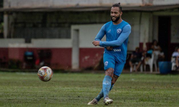 Volante do Paysandu diz conhecer adversário da Copa do Brasil e mira clássico contra a Tuna pelo Parazão