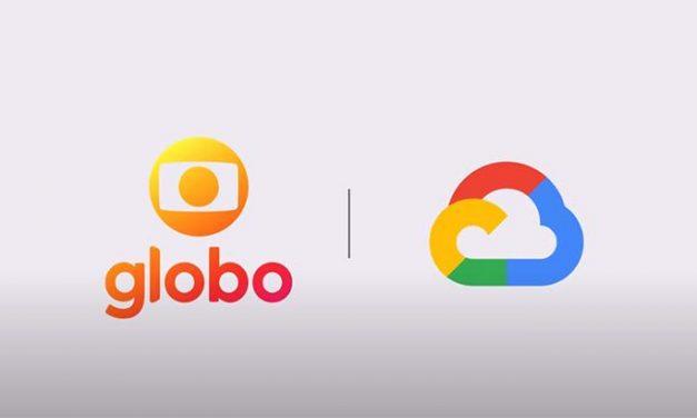 Globo celebra parceria inédita com o Google e inova com TV na nuvem