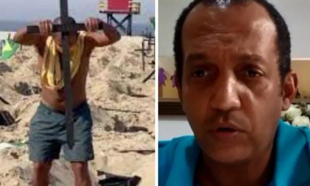 """Pai que perdeu filho para covid critica Bolsonaro: """"Debocha da nossa dor"""""""