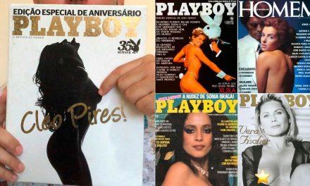 Top 5: Cleo desbanca Xuxa com a Playboy mais cara da atualidade
