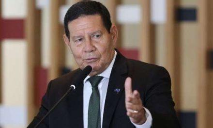 Mourão chama Argentina de 'eterno mendigo' e diz que Brasil deve ter responsabilidade fiscal