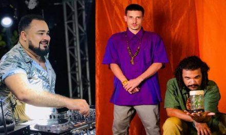 Sábado tem lives do DJ Elison e de duo de reggae de Castanhal
