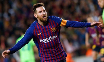 Zidane diz torcer para clássico de sábado não ser o último de Messi