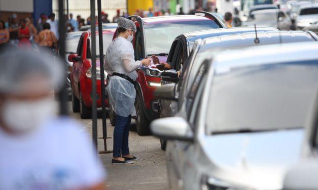 Prefeitura de Belém divulga nova fase de imunização contra a Covid