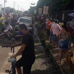 Moradores denunciam filas e grande aglomeração em vacinação contra a covid-19 em Abaetetuba
