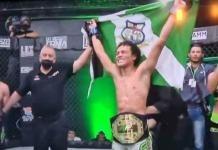 Igor Siqueira vence luta e traz mais um cinturão pra Moju