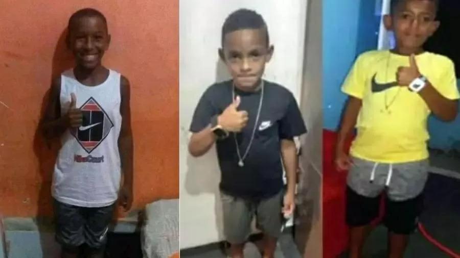 Polícia cria força-tarefa para apurar sumiço de 3 meninos de Belford Roxo