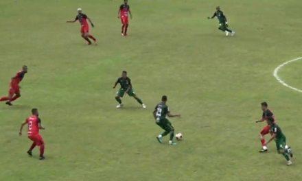 Paragominas e Gavião empatam na Arena Verde e mantêm risco de rebaixamento no Parazão