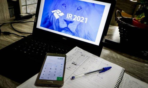 IR 2021: Receita Federal prorroga até 31 de maio prazo para envio da declaração