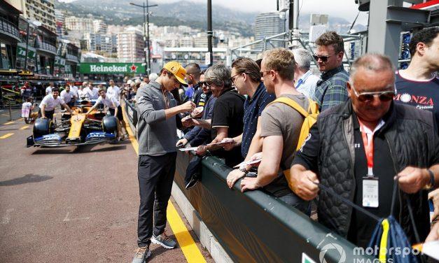 F1: GP de Mônaco espera receber até 11 mil fãs nas arquibancadas