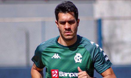 """Remo esquece CSA como rival na Série B e foca na Copa BR: """"Vai ser outra história"""", alerta capitão"""