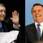 Bolsonaro ri ao ouvir que Marques será relator do pedido de impeachment de Moraes