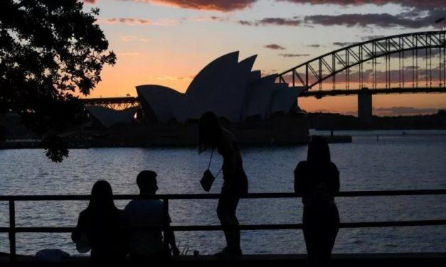 Austrália tem 1ª morte causada pela covid-19 registrada em 2021