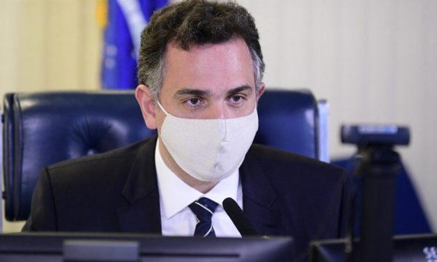 Secretaria informa a Pacheco que CPI não pode investigar governos e prefeituras, diz assessoria