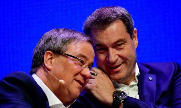 Coalizão governista na Alemanha em guerra aberta para escolher o herdeiro de Merkel