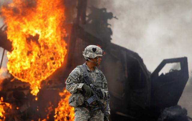 Aliados da Otan começarão a retirar soldados do Afeganistão em 1º de maio