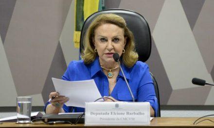 Proposta da Deputada Elcione mapeará riscos contra mulheres