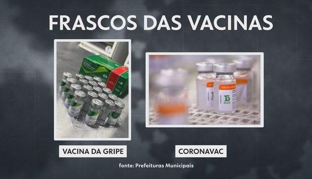 Por engano, 46 pessoas recebem vacina contra Covid no lugar de dose contra a gripe em Itirapina