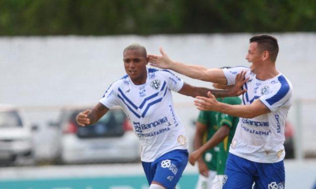 Em jogo ruim no Mamazão, Paysandu vence o Tapajós no Parazão