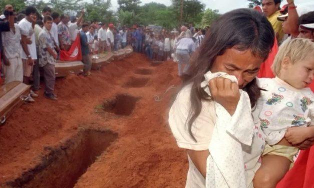 Há 25 anos, data de massacre de Eldorado motiva mobilização no campo