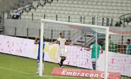 Fortaleza supera CSA e enfrenta o Bahia na semifinal da Copa do Nordeste