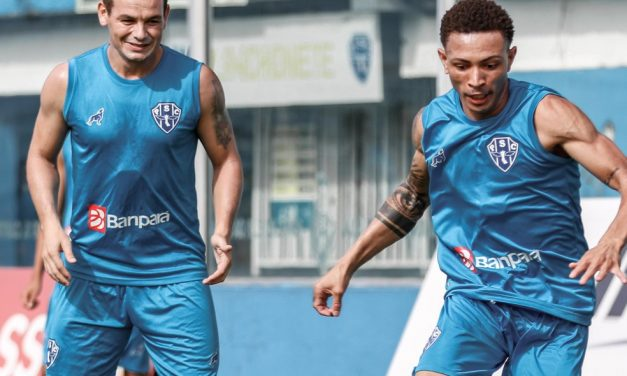 Meia titular desfalca Paysandu na partida contra o Independente-PA