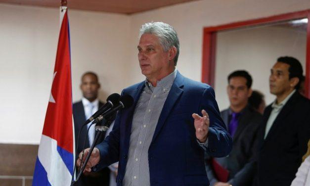 Miguel Díaz-Canel é eleito líder do Partido Comunista de Cuba