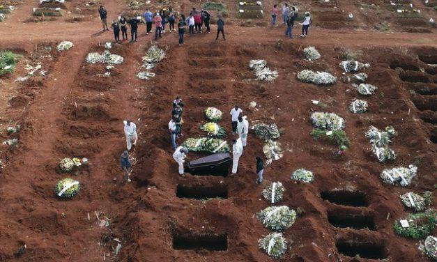 Pandemia faz expectativa de vida da população de São Paulo cair pela primeira vez desde 1940