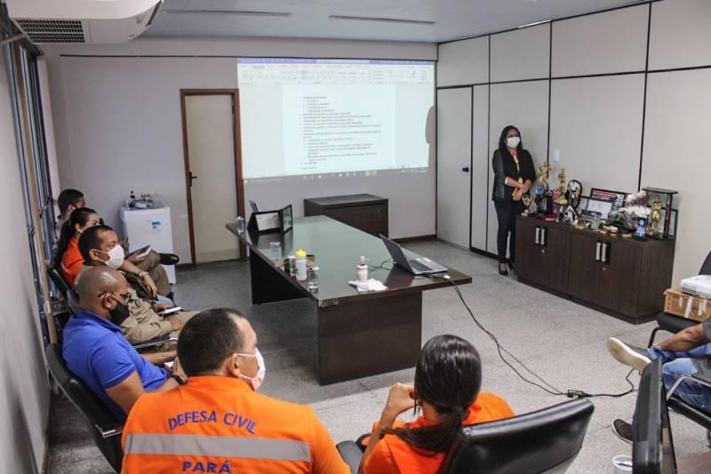 Seel inicia planejamento para o projeto de canoagem na UsiPaz de Marituba