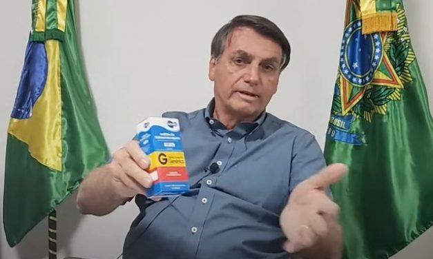 YouTube remove vídeo em que Bolsonaro fala de medicamentos sem eficácia contra Covid, mas outros seguem no ar