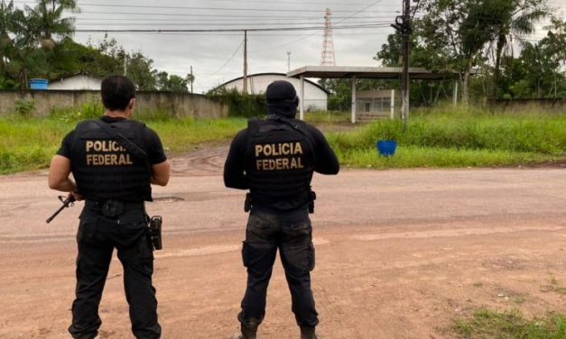 PF deflagra operação e cumpre mandados contra grupo investigado por tráfico internacional, no Pará