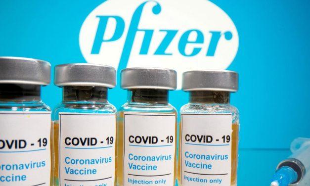 Ministério da Saúde negocia compra de mais 100 milhões de doses da Pfizer