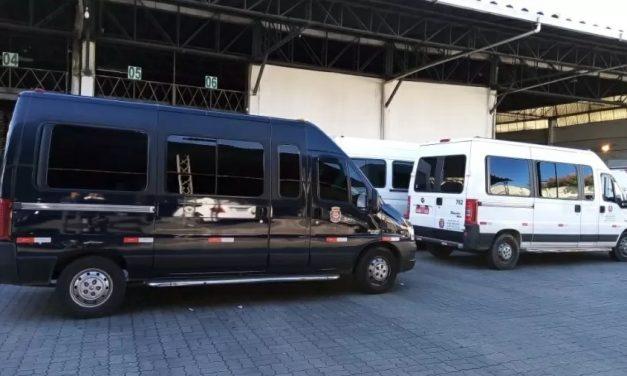 SP: Falta de limpeza de vans que transportam mortos preocupa funcionários