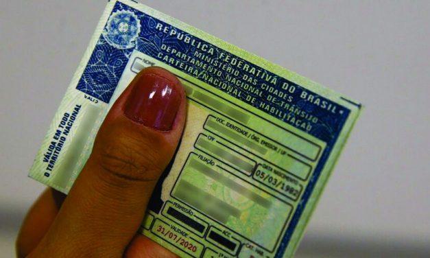 CNH gratuita para jovens de baixa renda é aprovada na Alepa