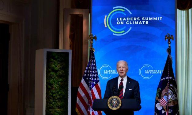 Compromissos feitos na Cúpula do Clima têm que se tornar reais, diz Biden
