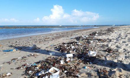 Lixo nas praias do RN: o que se sabe e o que falta esclarecer