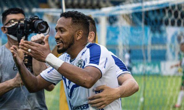 Fim do jejum: Jonathan destaca gol depois de volta ao Papão