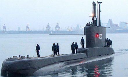 Presidente da Indonésia lamenta mortes da tripulação de submarino que desapareceu