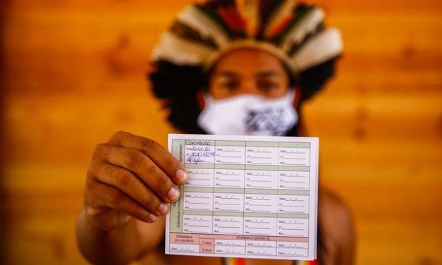 Vacinação faz despencar casos e mortes de Covid em tribos indígenas de Minas Gerais