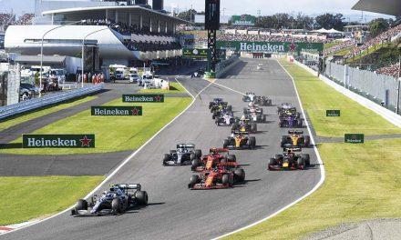 Fórmula 1 anuncia extensão de contrato de três anos com GP do Japão