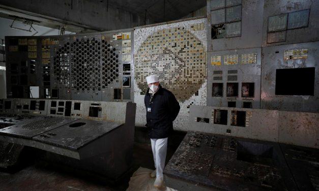 Ucrânia recorda o 35º aniversário da catástrofe de Chernobyl