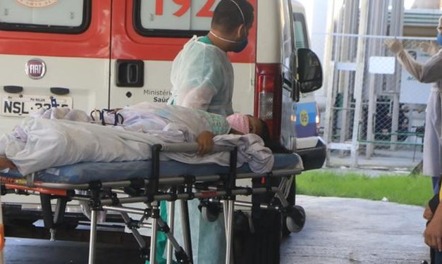 Pará tem 462.976 casos de Covid-19 e 12.572 mortes