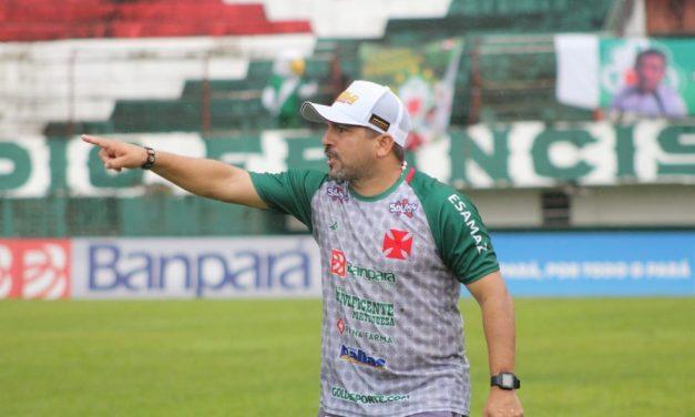 Treinador comemora classificação da Tuna no Parazão e projeta novos objetivos na temporada